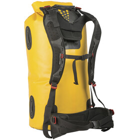 Sea to Summit Hydraulic Dry Pack 65l with Harness Yellow